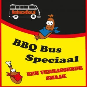 BBQ Bus Speciaal saus
