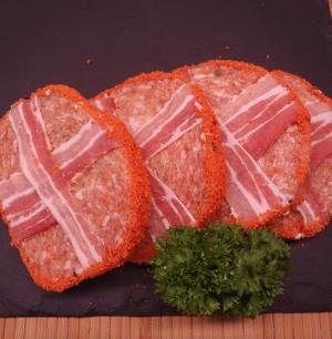 Bacon schijven