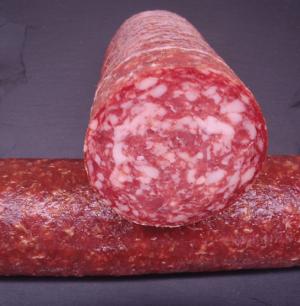 Boerenmetworst vleeswaren