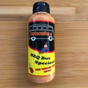 BarbecueBus BBQ Bus Speciaal saus