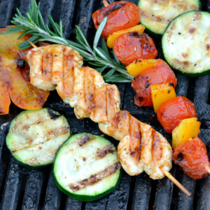 Barbecue producten kipfilet