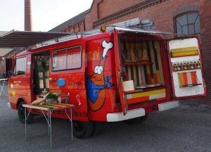 Barbecueën met een brandweerwagen? Kies voor het All Inclusive pakket
